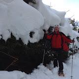 Wandern - Schneeschuhwanderung Nauders 2012