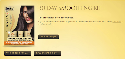 Keratin Infusion 30 Day Smoothing Kit