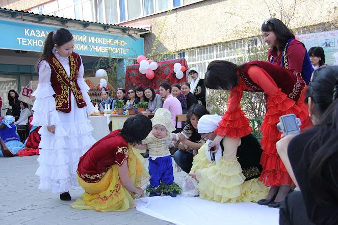 Добрые Обычаи Казахского Народа Сочинение