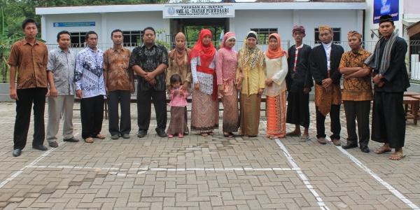 Dewan Guru di Hari Kartini