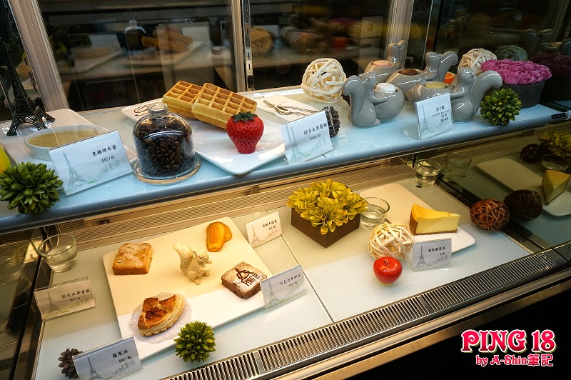 DSC06390 - 【熱血採訪】Ping 18 Bistro 新日法輕食| 異國料理推薦,有聽過Ping18嗎?跟我一起來大墩18街吃美食~(已歇業)
