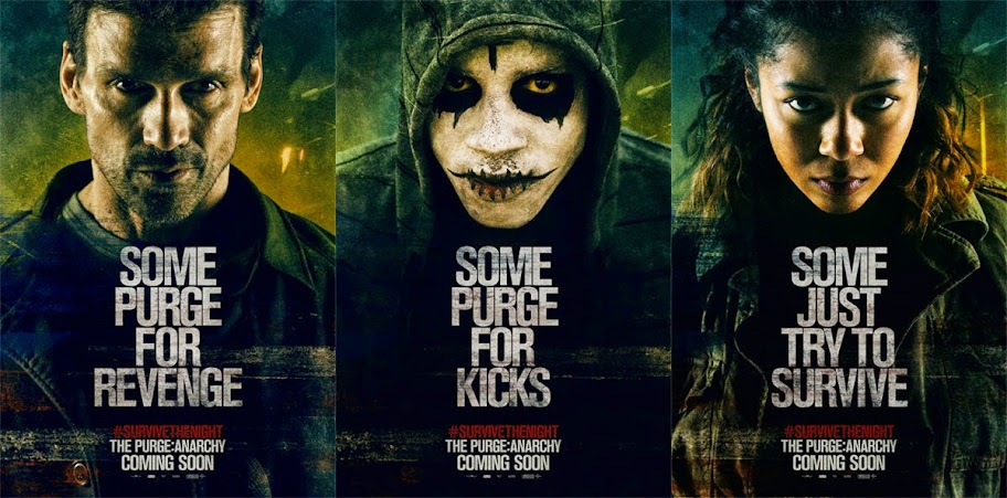 The Purge: Anarchy Wallpaper