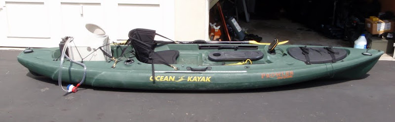Ocean Kayak Prowler Big Game Bloodydecks