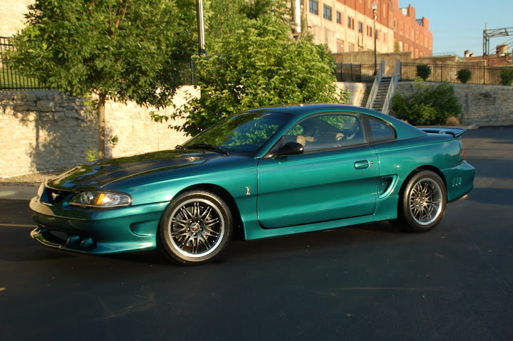 for sale 1997 mustang cobra with griggs suspension ford. Black Bedroom Furniture Sets. Home Design Ideas
