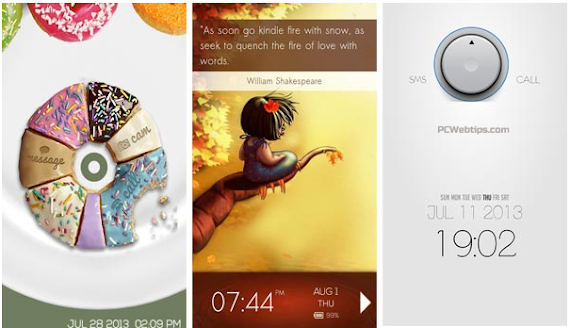 6-sparky-lite-andorid-app-for-lockscreen
