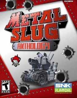 Metal Slug Anthology PC - P2P PC Game Free Download
