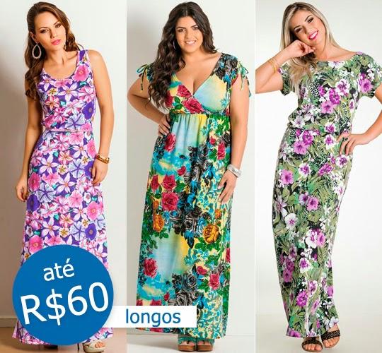 vestidos longos baratos