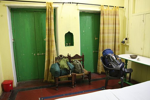 Ganapati guesthouse hell room