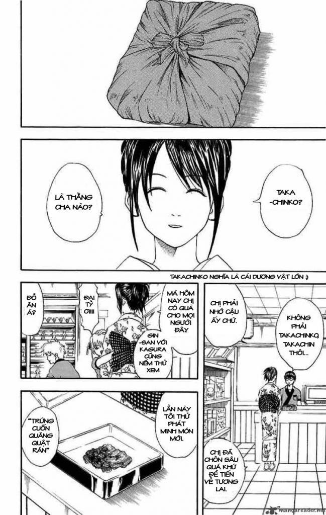 Gintama Chap 36 page 8 - Truyentranhaz.net