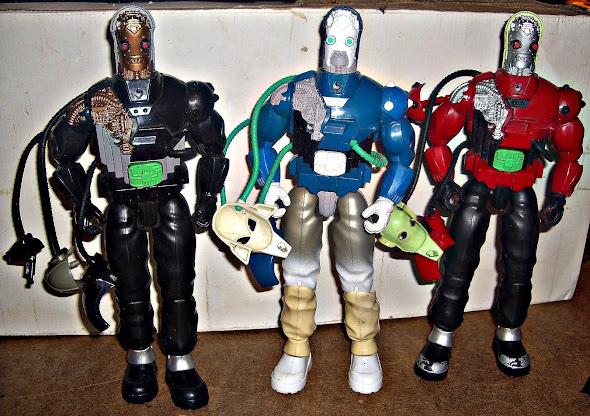 Action Man X Robots 021