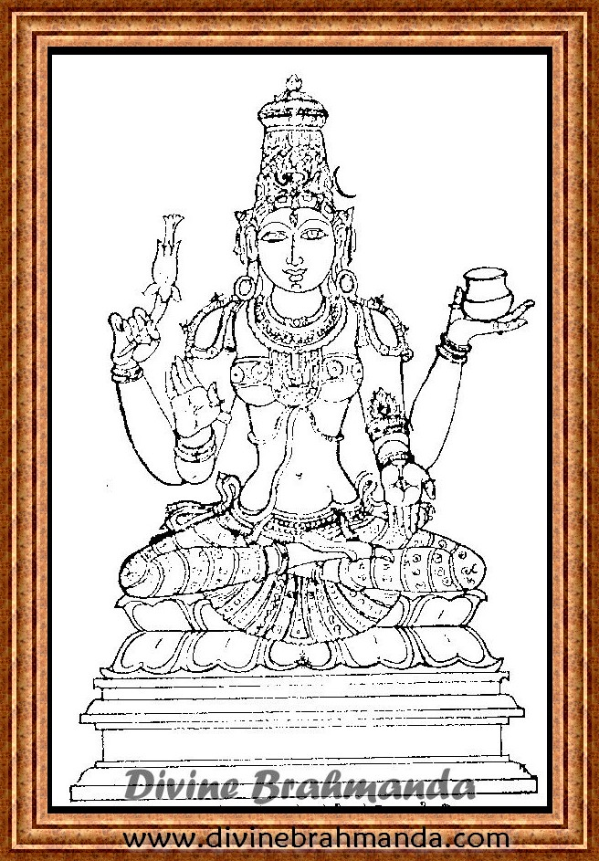 Soundarya Lahari Sloka, Yantra & Goddess To Develop Skill In Magic - 79