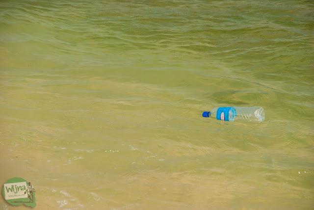 Bukti Pantai Indrayanti bersih dari sampah