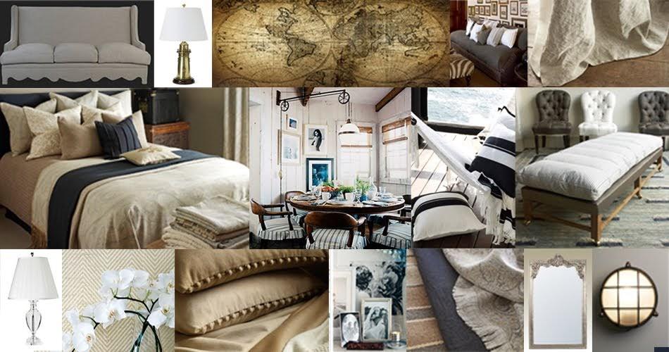 House Design Mood Board