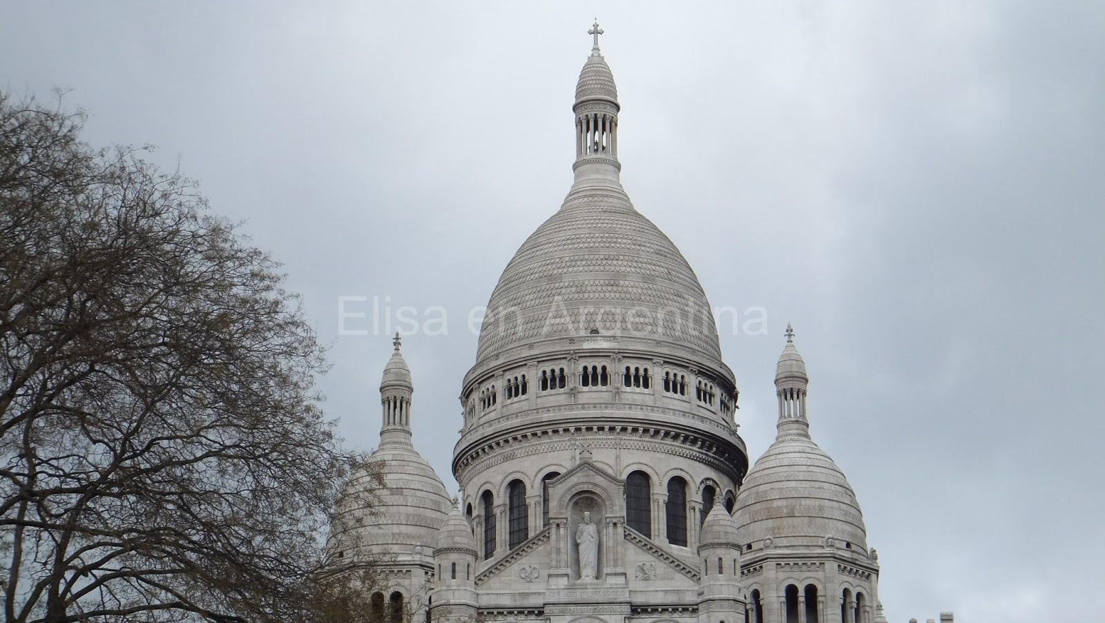 Cúpula del Sacré Cœur, París