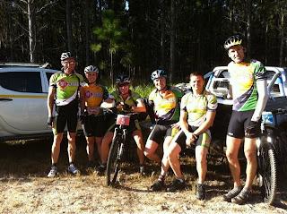 Pic of M1 crew