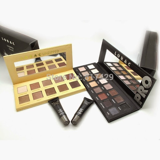 2s/ Lorac Pro Palette eyeshadow Makeup Set 16 Color and