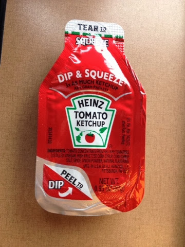 Innovative Heinz Ketchup Packet