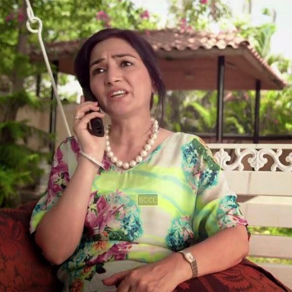 A still from the Bollywood romantic comedy Amit Sahni Ki List.