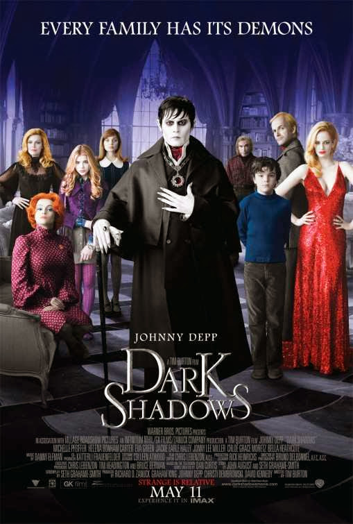 Poster Of Dark Shadows (2012) Full Movie Hindi Dubbed Free Download Watch Online At Alldownloads4u.Com