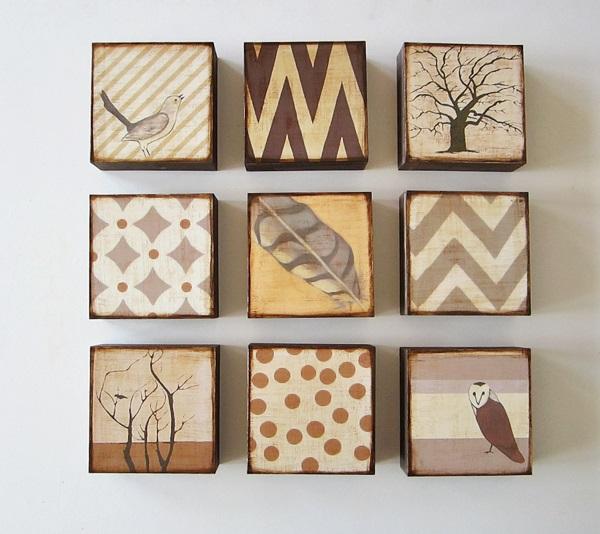 A természet erejével: fa a lakásban. 14 extravagáns, kreatív ...
