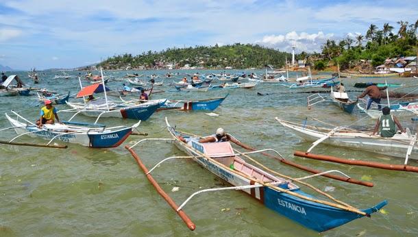 Donated boats