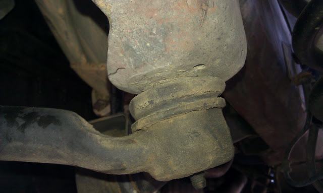 Jeep Columbus Ohio >> Track Bar Bushing at Frame Mount: Is This Normal? - Jeep ...