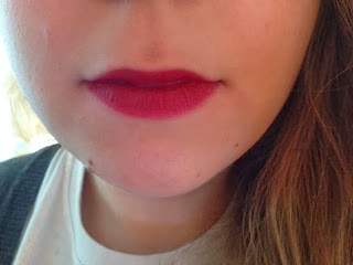 Rimmel Kate Moss Lipstick in Shade 107