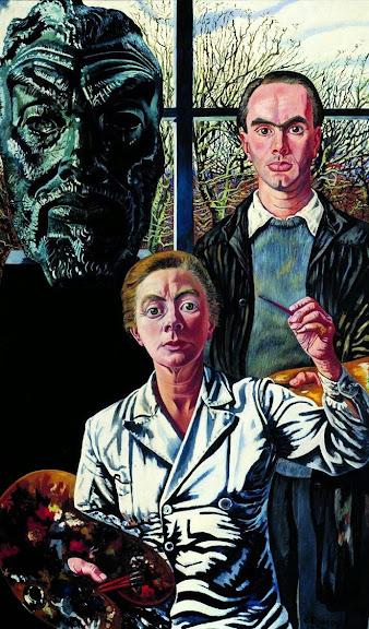 Charley Toorop - Drie Generaties-1950