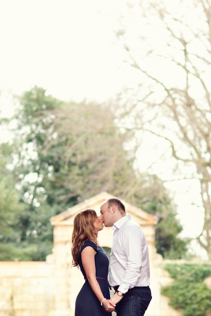cute engagement session by STUDIO 1208