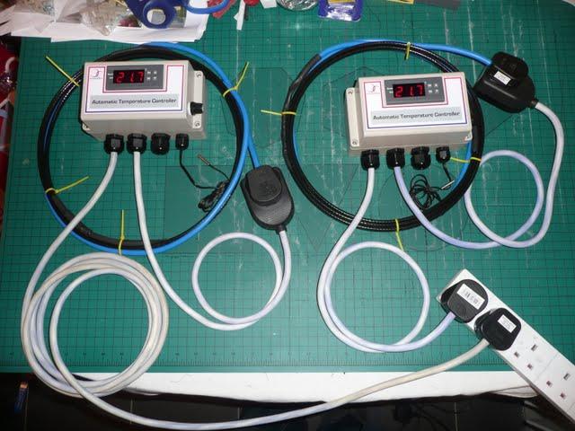 WH7016E temp controller & Cedaronics Enclosure/heat trace - Home ...