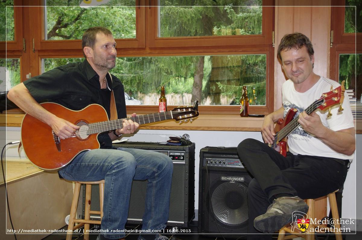 Robert Schwarz & Bruno Fauland