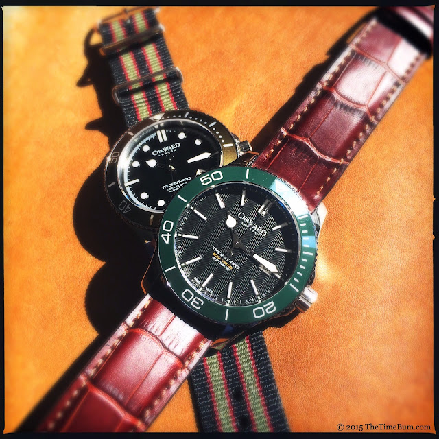 Christopher Ward C60 Trident Pro 600