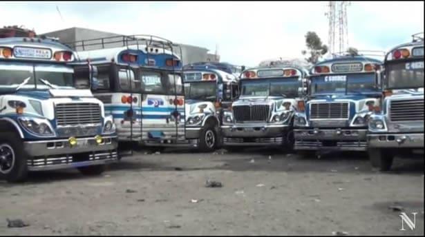Extorsiones en rutas de trasporte en el departamento de San Marcos