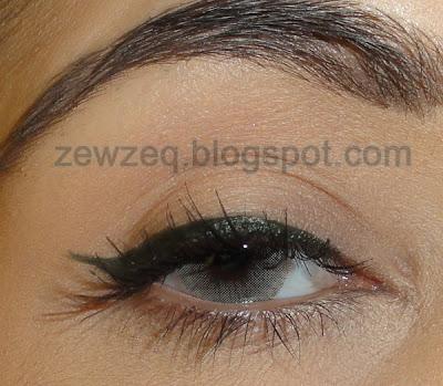 Oriflame Eyeliner Stylo Yeşil