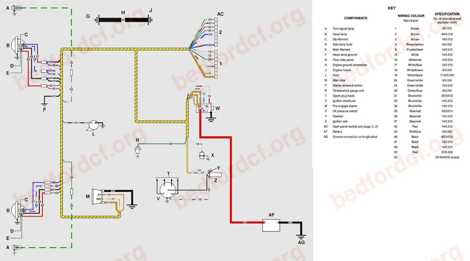 973+front bedford cf org \u2022 view topic wiring diagrams 1969 72 models ratcliff tail lift wiring diagram at gsmx.co