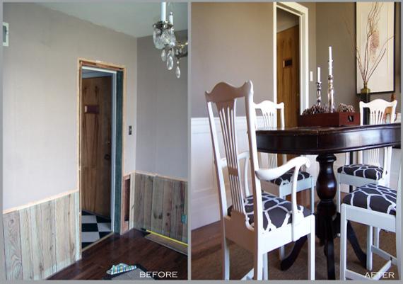 Barnwood Dining Room Furniture