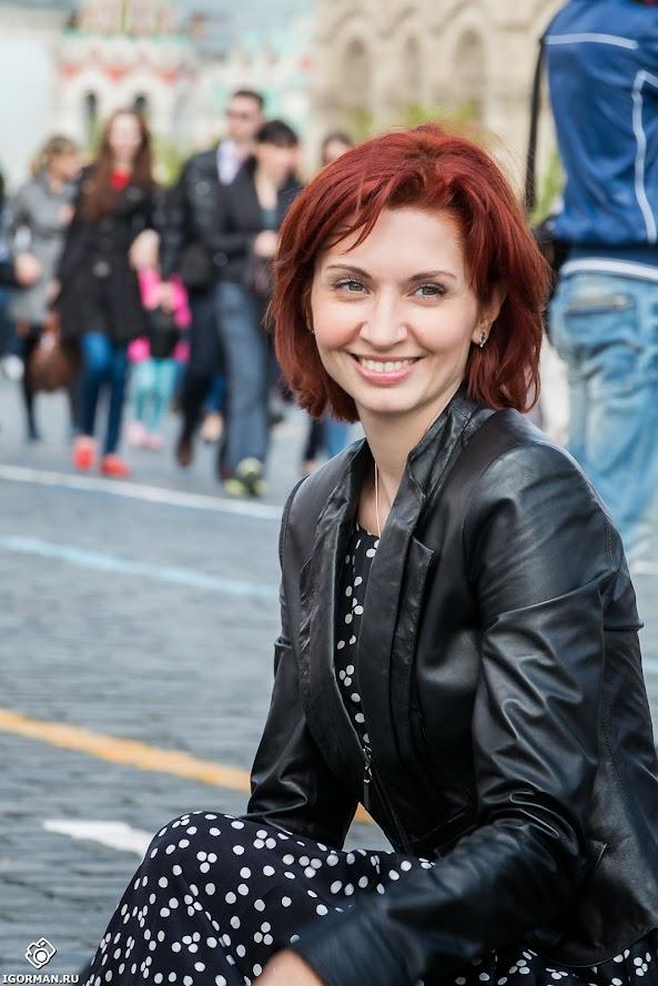 Индивидуальная фотосессия на Красной площади