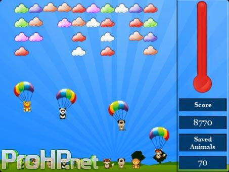 Cloud Popper v1.0.4 for BlackBerry