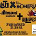 Canto la memoria - Inti-Illimani - Quilapayun - mendoza - Argentina - 24 de marzo 2011