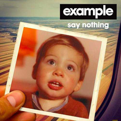 baby pictures, example say nothing artwork