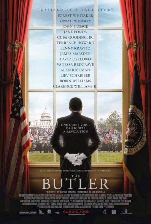 Poster Of English Movie The Butler (2013) Free Download Full New Hollywood Movie Watch Online At Alldownloads4u.Com