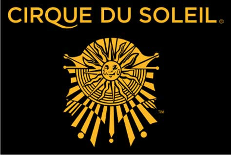 Cirque du soleil, logotipo