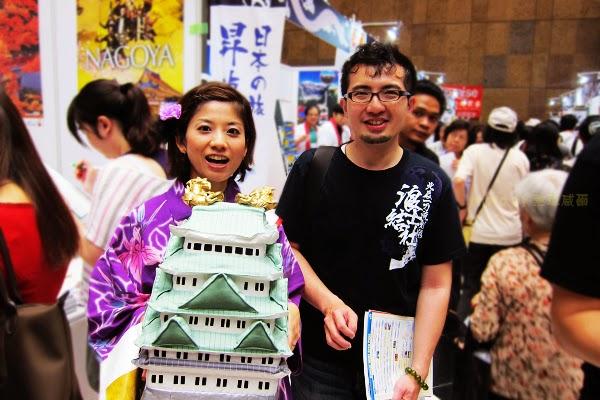旅展:2013.日本觀光物產博覽會