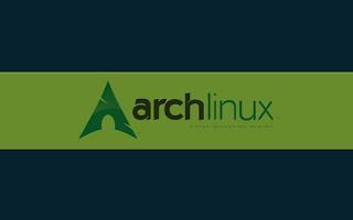 Arch Linux lista con tutti i pacchetti installati