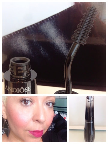 New Lancôme Grandiose mascara