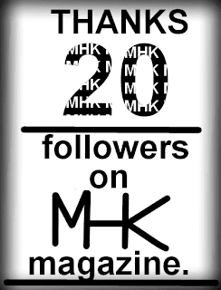 20 followers!