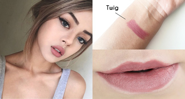 son MAC Satin Lipstick - Twig