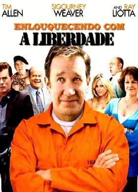Filme Poster Enlouquecendo com a Liberdade DVDRip XviD Dual Audio & RMVB Dublado