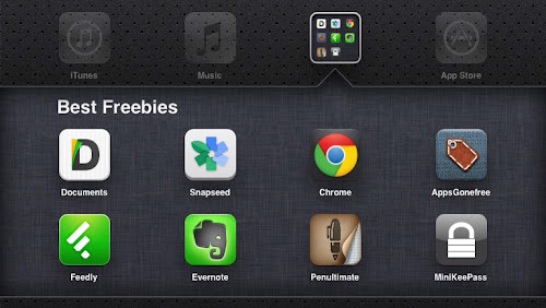 Adam's Favorite Free Apps