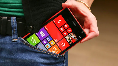 Lumia 1520 mobilespoon